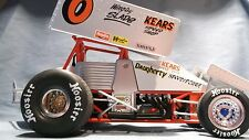 RICK FERKEL VERY RARE KEARS SPEED SHOP KNOXVILLE FAME R&R SPRINT CAR 1:18 GMP