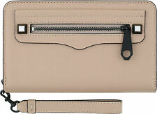 Rebecca Minkoff Regan Wristlet Case for Most Smartphones - Universal - Nude