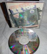 Z Z TOP--THE BEST OF--10 SONG CD--L@@K