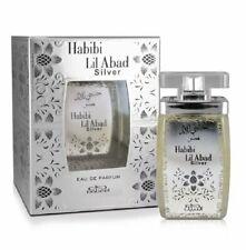 Nabeel Parfumes Habibi Lil Abad Silver woda perfumowana 100 ml