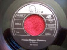 The Tonics - Hugger mugger mummery / Daddy   orig. Fontana 45