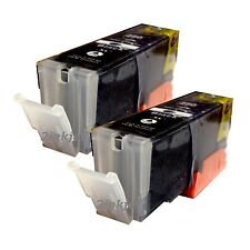 *2 Pk New PGI-250XL Black Ink cartridge For Canon PGI250 XL Pixma MX722 MX922