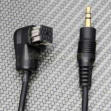 3.5mm AUX INPUT CABLE TO PIONEER HEADUNIT IP-BUS AUX INPUT ADAPTER CABLE CORD