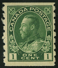 Canada   1912  Unitrade # 125   F+ - Mint Lightly Hinged