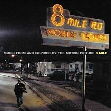 Eminem : 8 Mile CD