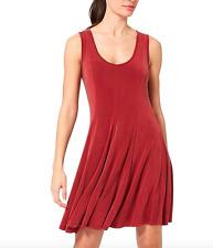 ATHLETA  ROSE RUSSET DRIFT DRESS M