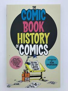 THE COMIC BOOK HISTORY OF COMICS TPB Fred Van Lente Ryan Dunlavey Brand New IDW