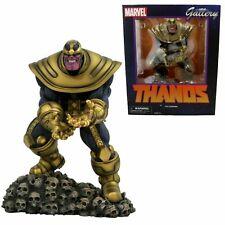 Marvel Comics Gallery Thanos the Mad Titan Classic Statue Diamond Select Toys.