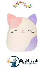 """SQUISHMALLOWS Kellytoy - Charlotte the Calico Cat 