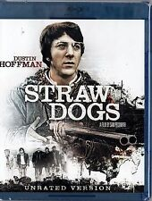 Straw Dogs (Unrated Version) [Blu-ray] Dustin Hoffman     BRAND NEW