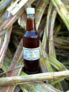 25 oz. Pure Cane Syrup