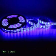 Car / Truck / Boat / Suv / Rv / 2835 LED 12V Strip Light 5M Waterproof Blue