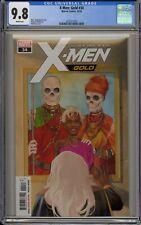 X-MEN: GOLD #34 - CGC 9.8 - 1625511001
