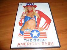 WWE - Great American Bash (DVD 2004) Used Fatal Four Way