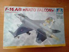 """F 16  A /B   """"NATO FALCON""""   ITALERI   1/72  SIN ABRIR UNOPENED"""