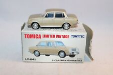 Tomica 1:64 LV-64 Toyopet Corona Mint in Box.