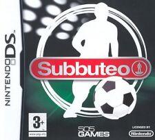 Subbuteo Nintendo DS 505 Games