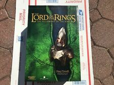 Sideshow Weta Lord Of The Rings King Elendil Polystone Bust Lotr 11/3000