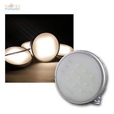 4er Set LED Aufbauleuchten warmweiß mit Fernbedienung Unterbauleuchten dimmbar