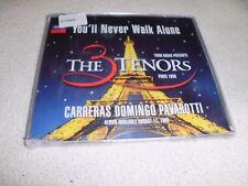 You'Ll Never Walk Alone - The Three Tenors   Maxi  CD - OVP