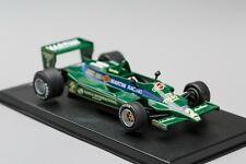 LOTUS-Ford 79 #2 Carlos Reutemann 6th F1 1979 RBA Collectibles 1:43