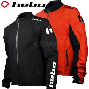 NEW 2021 Hebo Sentinel Windproof Trials Jacket Warm Offroad Dirtbike Jacket