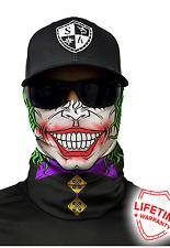 SA JESTER Face Shield Balaclava Head band Beanie Bandana do rag skull cap