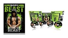 Original Body Beast Introductory Kit Includes Full Dvd Program No Supplements