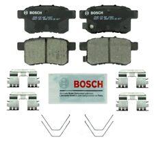 Disc Brake Pad Set-QuietCast Ceramic Pads with Hardware Rear Bosch BC1451