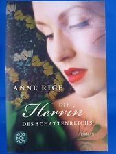 Die Herrin des Schattenreichs (Pandora)  von Anne Rice (2008, Taschenbuch)