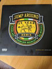 Everlast, Damian Marley, DJ Muggs - Jump Around (25 Year Remix) Rasta Flag Vinyl