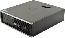 HP Élite 8100 Sff Intel Core i5 750 Quad Core 2.67Ghz 320 GB 4 GB RAM Windows 10