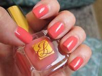 Estee Lauder Pure Color Nail Lacquer TEMPTING MELON 9ml Full Size RARE ***NEW
