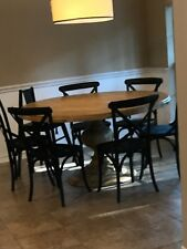 Round Table - Hoyt Dining Table by Laurel Foundry Modern Farmhouse