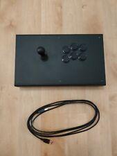 Custom Metal Fightstick PS4/PS3/PC