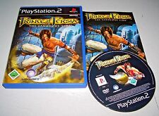 Prince Of Persia: The Sands Of Time (Sony PlayStation 2, 2003, DVD-Box PS2 Spiel