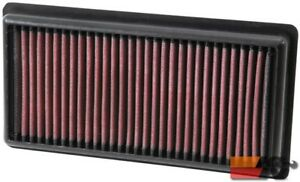 K&N Replacement Air Filter For PEUGEOT 208 L3-1.0L F/I 2012-2016 33-3006