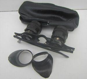 Vintage 2.8 x 28mm Magnifying Glasses