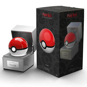 Pokémon Poke Ball Official Replica by the Wand Company. UK STOCK. SHIPS SAME DAY