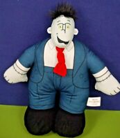 "Hotel Transylvania 2 Frank Frankenstein monster movie 14"" soft stuffed plush toy"