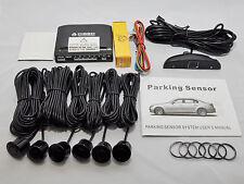 CISBO 6 Rear and Front Parking Reversing Sensors LED Display 2 Front 4 Rear