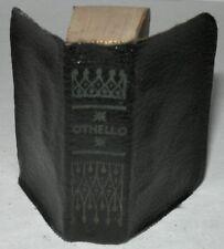 Othello- Moor Of Venice - William Shakepeare, Miniature Edition, c1930. Allied