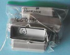 1660135 PHOENIX CONTACT - QTY 6 - HC-D 25-SD-FL/FS   NEW TERMINAL BLOCKS