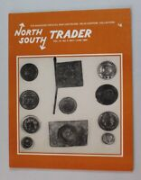 North South Trader Vol.# 9 - Issue # 4. Artificial Limbs, Civil War Photography