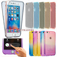 Ultra Thin Slim TPU Gel Skin Cover Case Pouch for Apple iPhone 8 7 6 Plus 5 SE