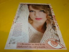 TAYLOR SWIFT - Mini poster couleurs 2 !!!