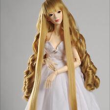 """Dollmore 1/3 BJD dollfie SD wig  (8-9)"""" Sora Wave Wig (Blonde) SD size"""