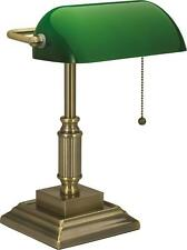 VINTAGE CLASSIC BANKERS DESK LAMP Traditional Retro Style...