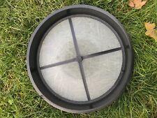 300mm Filter Siebfilter Tellerfilter Durchlauffilter Wasserfilter Kunststoffsieb