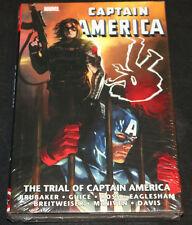 Marvel Captain America Trial of Captain America Omnibus Hardcover -Sealed